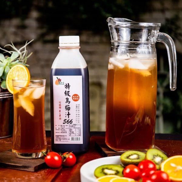 濃縮烏梅汁 【純天然熬煮8小時】1.15kg