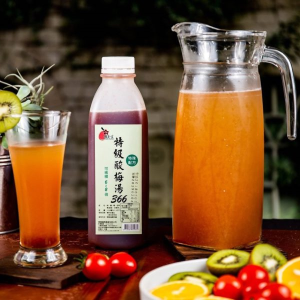 濃縮酸梅湯 【懷念的古早味】1.2kg